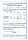 Санитарно - эпидемиологическое заключение КовротексМ (Трава) 2 с